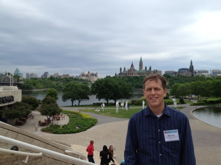 Bill ulrey in Ottawa